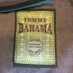 Tommy Bahama Shirts - Tommy Bahama Miami Dolphins 1/4 Zip Sweatshirt M